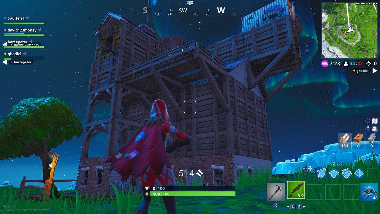 Fortnite Season 8 Cheat Aimbot Esp Infinity Building ...