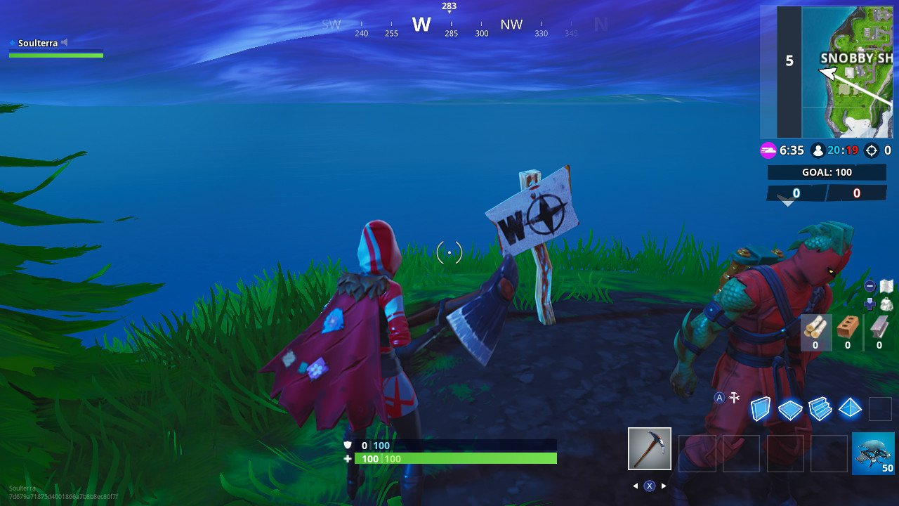 Fortnite Week 2 Challenges Guide: Visit the Furthest Points | Season