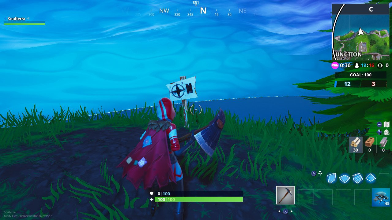 Fortnite Week 2 Challenges Guide Visit The Furthest Points Season