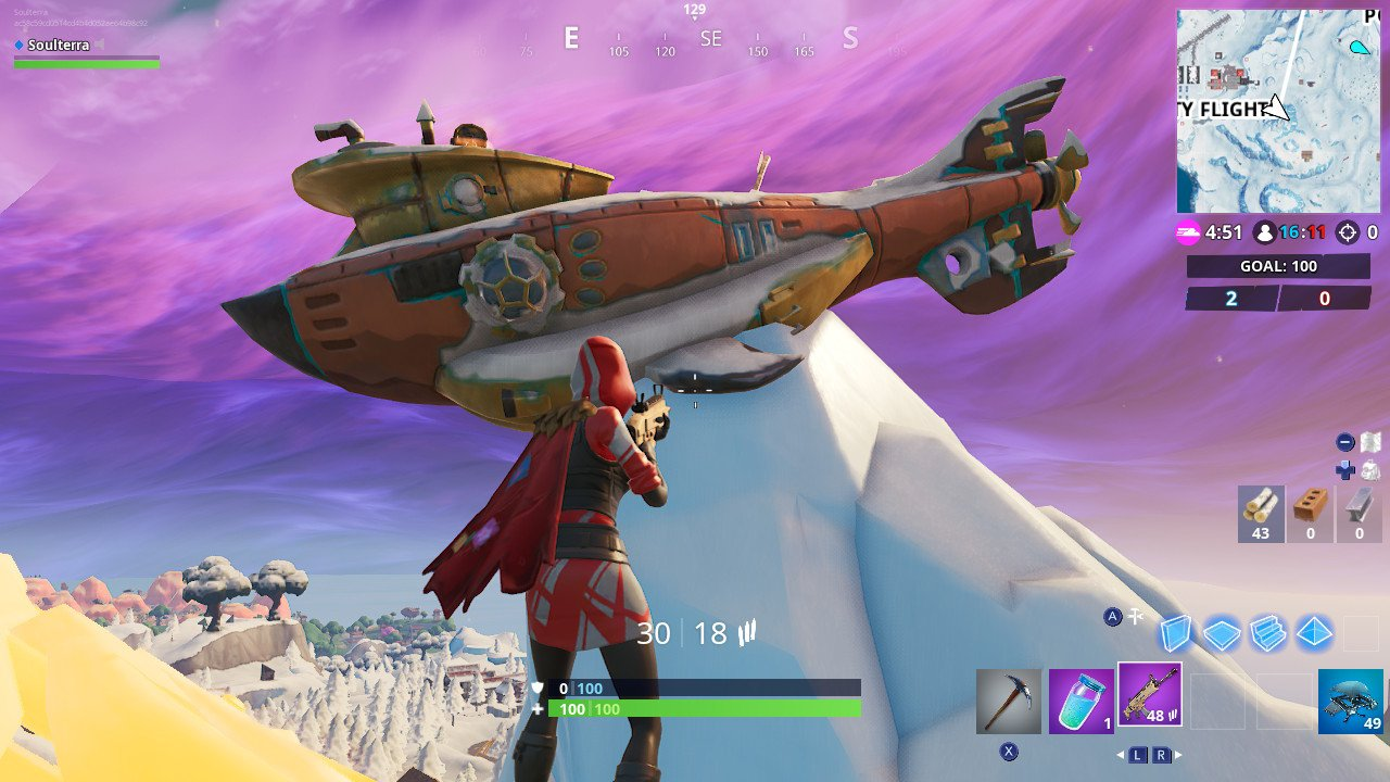 Fortnite Week 6 Challenges Visit The 5 Highest Elevations Season