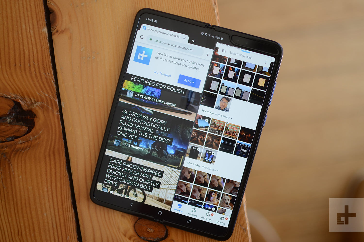 Samsung's Galaxy Fold coming to the U S in Weeks with